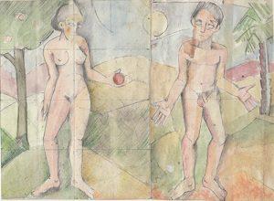 ADAM I EVA esbós (1980)